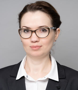 Alla Loginova, Bookkeeper/T1 Technician